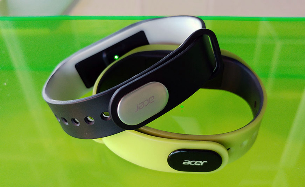 Acer Liquid Leap Fit design and features