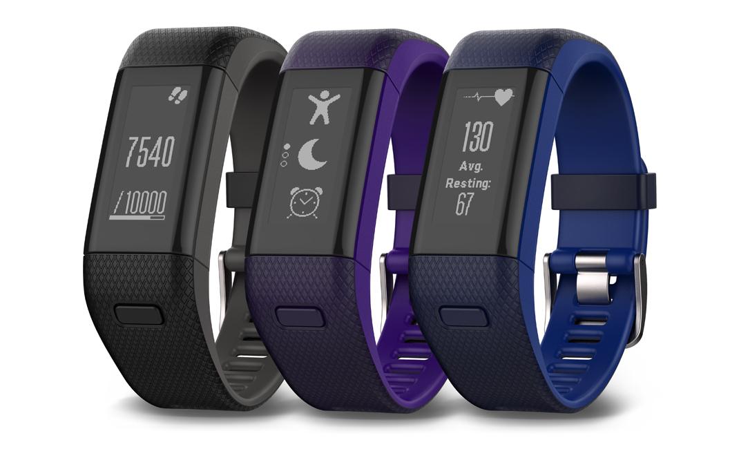 Garmin Vivosmart Hr The Best Fitness Tracker Gets A Gps Upgrade
