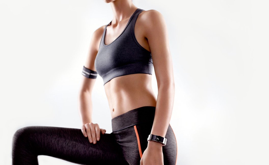 Huawei Talkband B3 fitness tracking