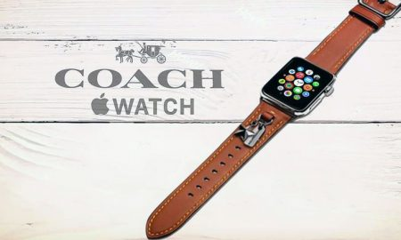 Apple Coach Partnership For New Apple Watch Accessories