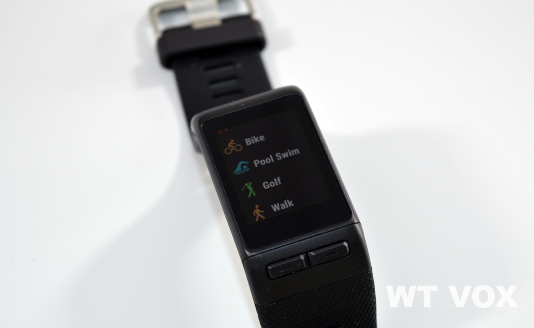 Garmin Vivoactive HR Review - Features And Tracking