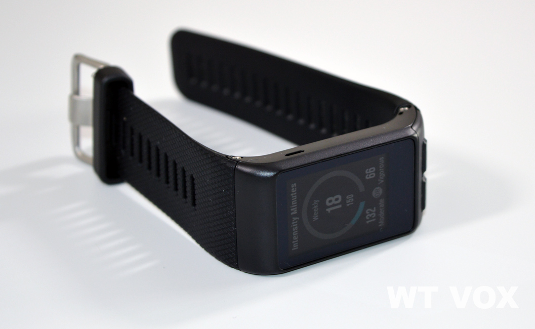 Garmin Vivoactive HR Review - Features And Tracking 5