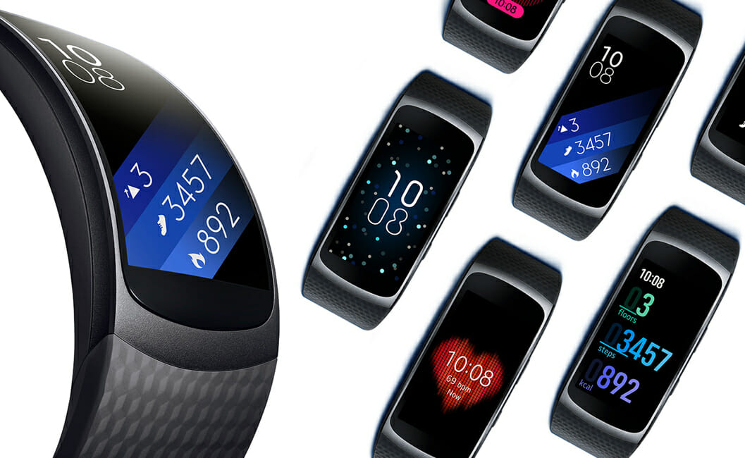 samsung gear fit 2 colours