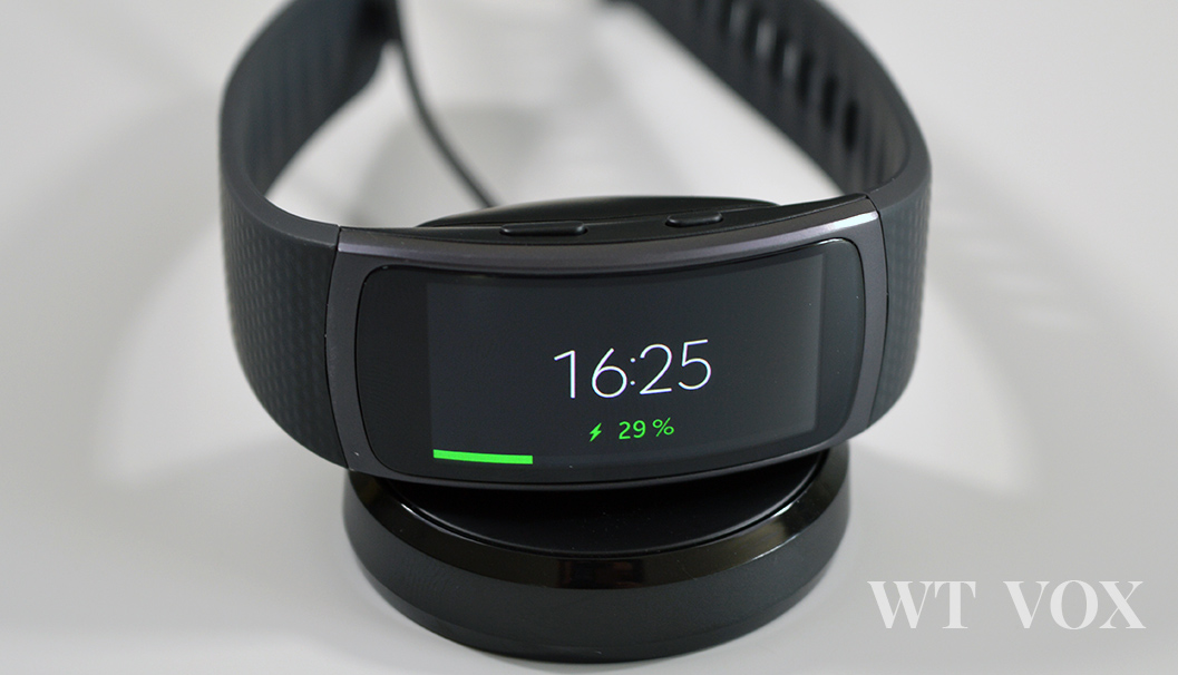 Samsung Gear Fit2 charger