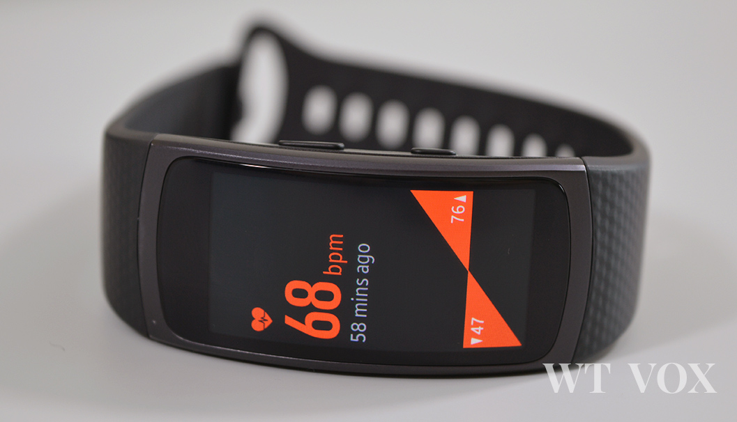 Samsung Gear Fit2 HR