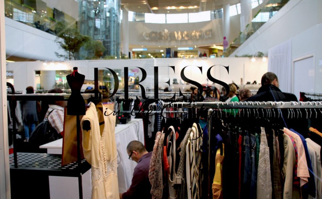 3. Fashion Tech France - DRESS in the City