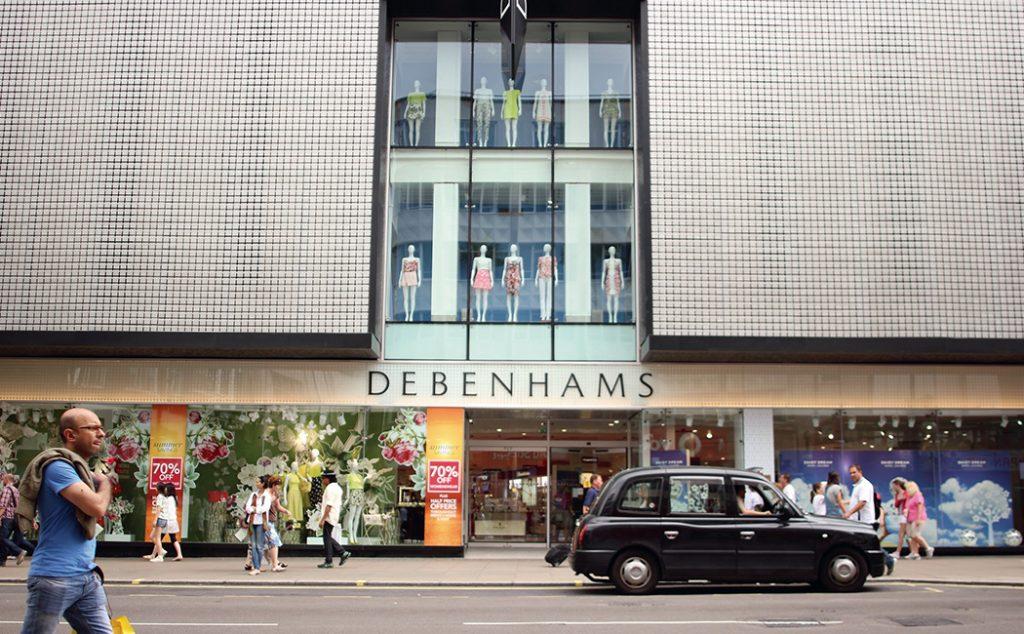 debenhams-store
