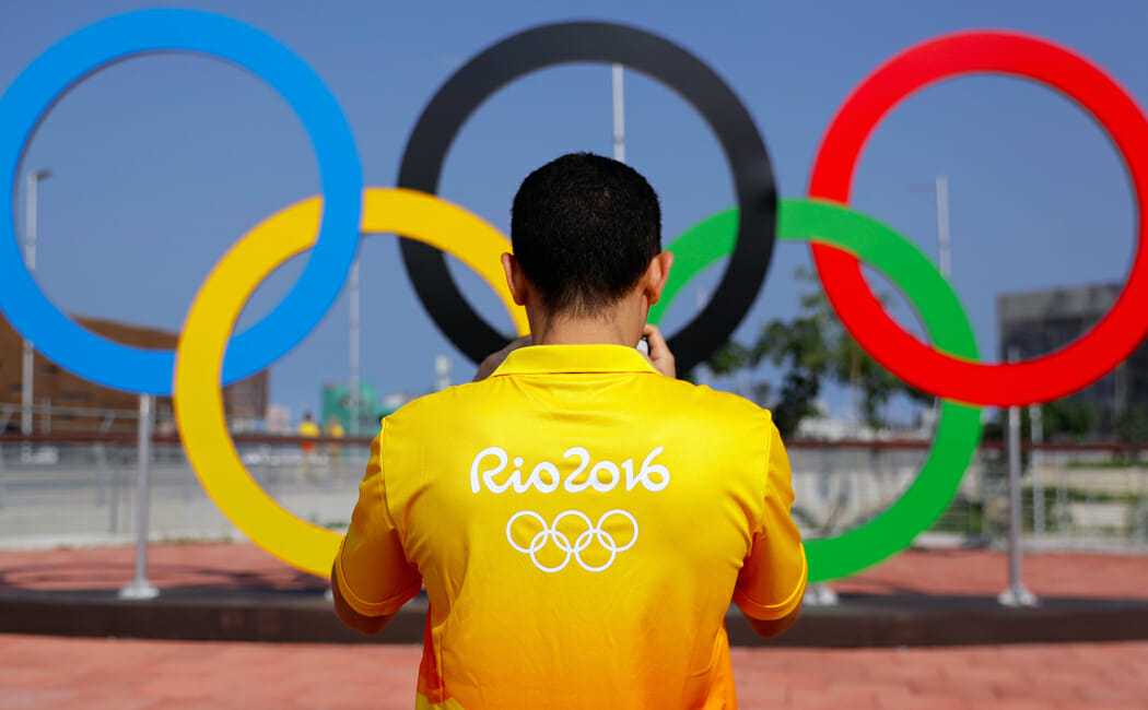 olympic wearables rio 2016