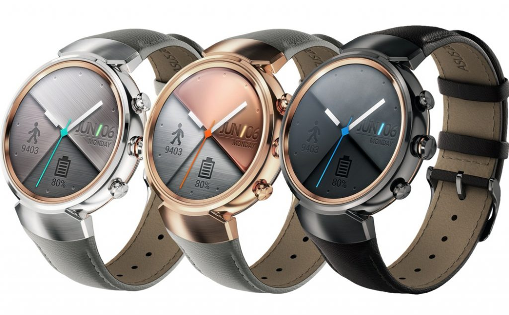 Asus ZenWatch 3 - Design And Features