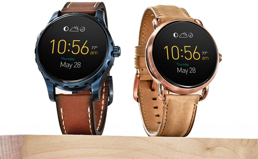 Fossil: More Smartwatches Is Planned for 2016