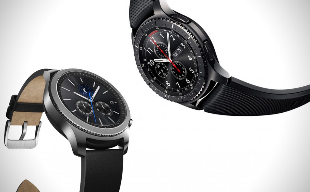 fashion smartwatch samsung gear s3