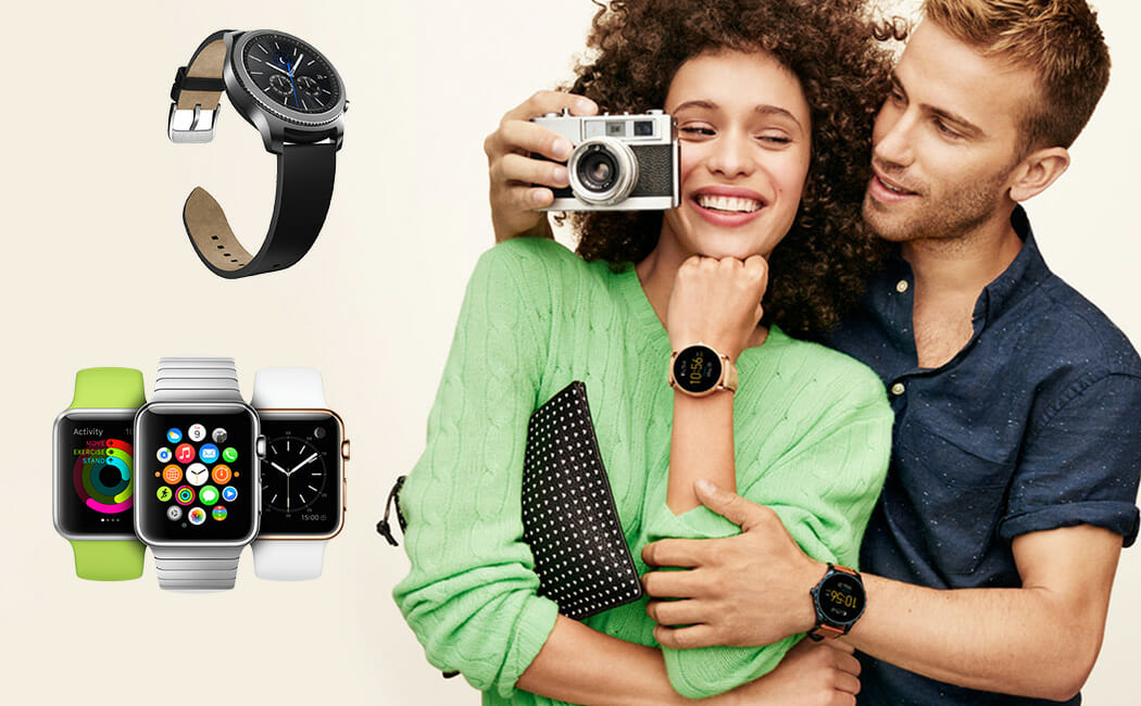 top 5 fashion smartwatches