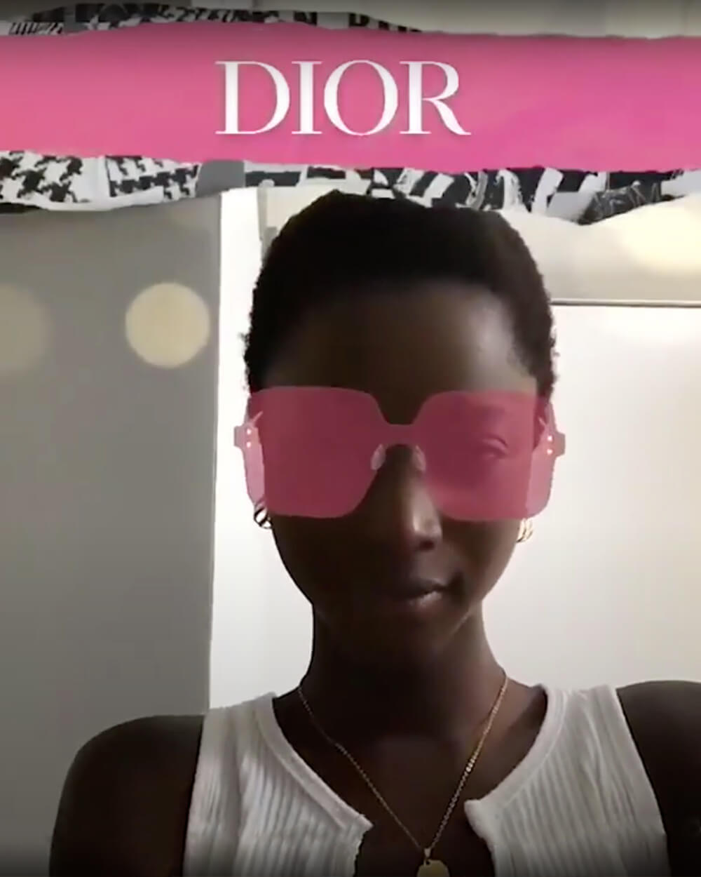 Dior VR sunglasses