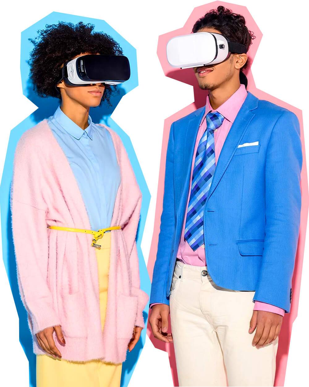 VR fashion