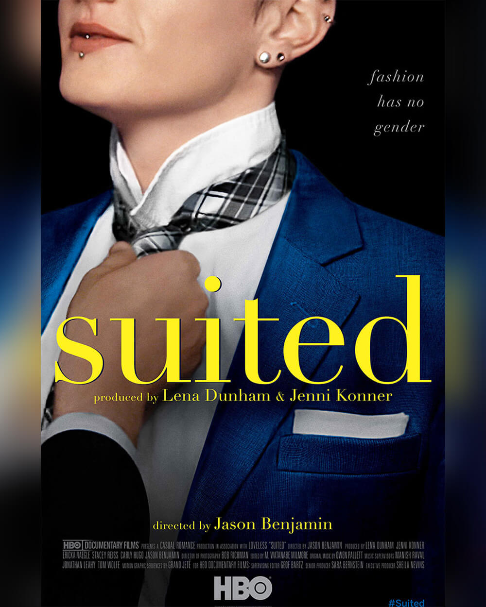 SUITED HBO documentary