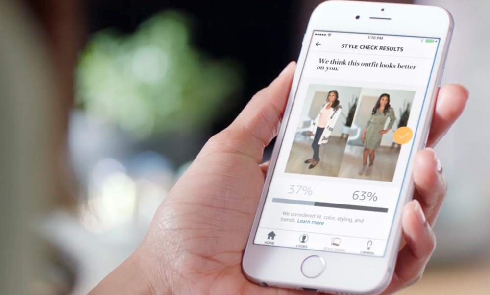 AI Fashion Advice With Outfit Compare, An Amazon Prime Feature
