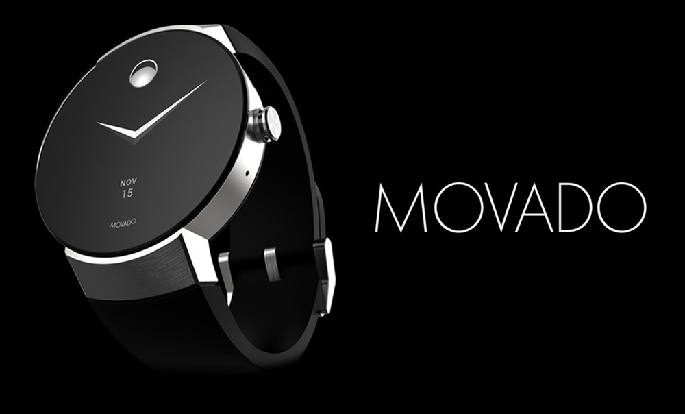 Luxury Smartwatches: Movado Connect