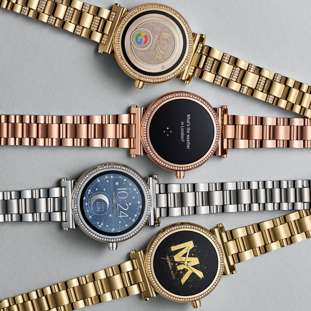 Luxury Smartwatches: Michael Kors Access - Sofie Pave' Edition