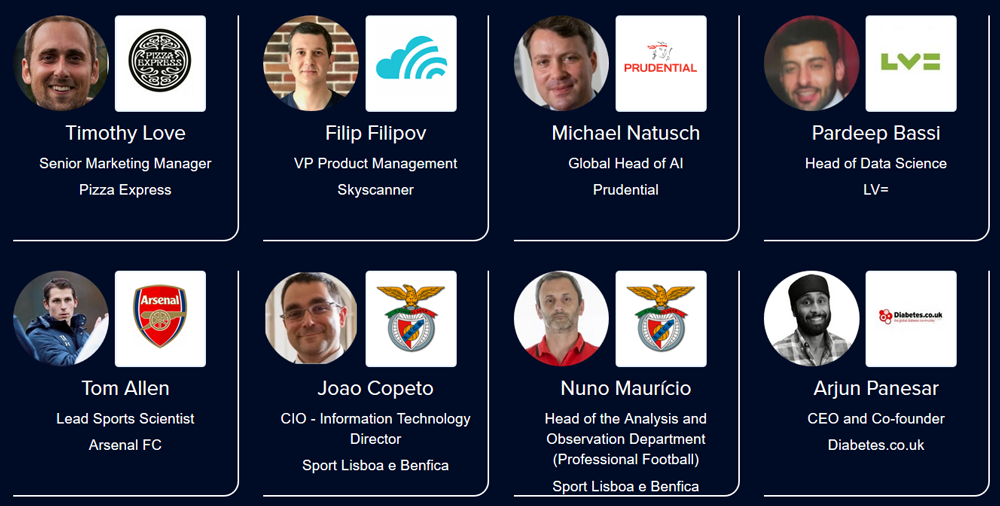 AI Expo Global 2018 the second lineup of speakers