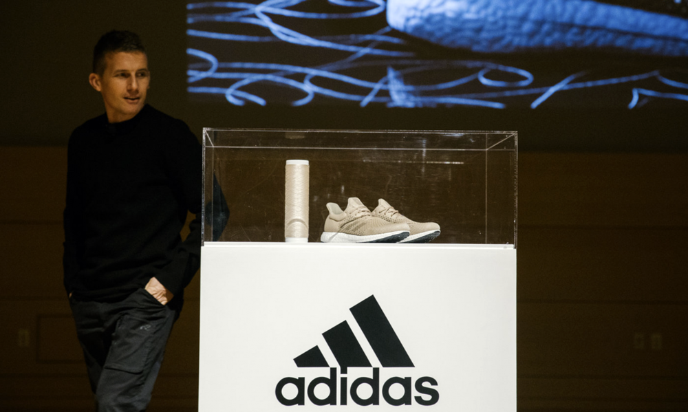 Innovative Materials-parley-adidas-shoes-on-stage