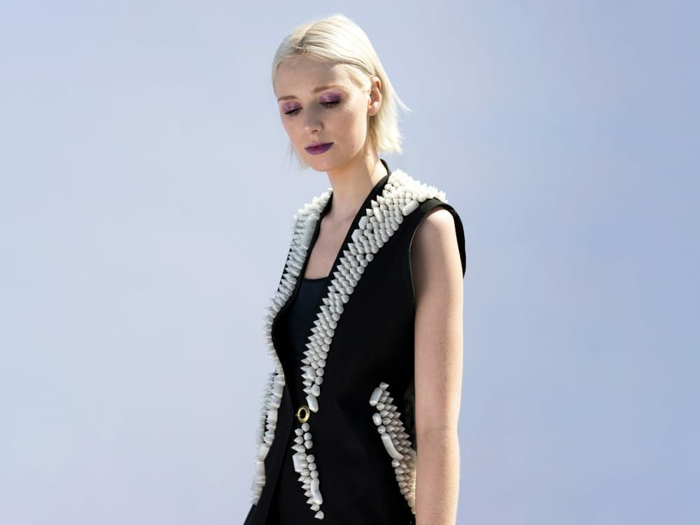 APEX SERIES 3D Printed Fashion Collection By Alexis Walsh