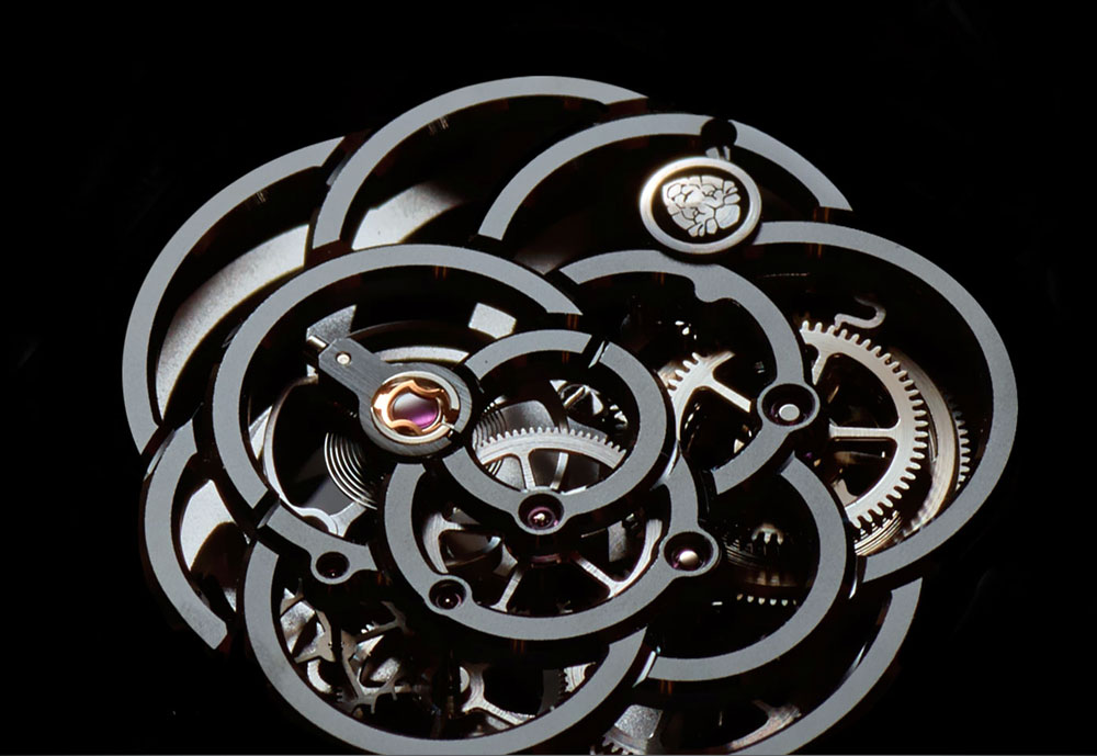 Chanel Calibre 4 Watch - movement of chanel calibre 2