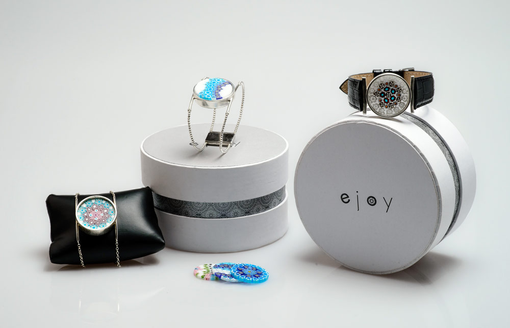 Latest Innovations in Wearable Technology - Ejoy is a wearable device for stylish women