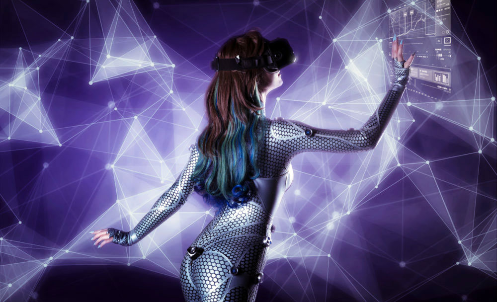 Cyber Fashion - VR and AR experiences