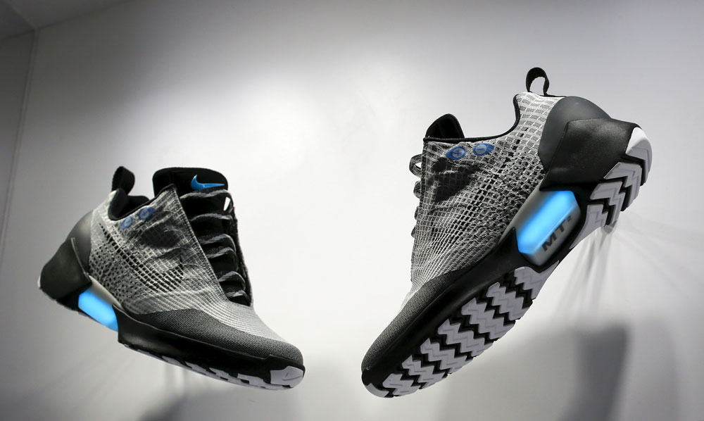 Fashion Technology Couture - Nike Hyper 1 shoes