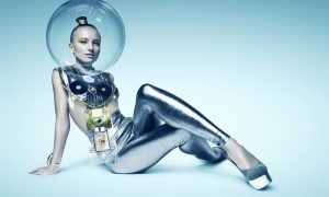 Fashion Technology Couture - cyborg fashion