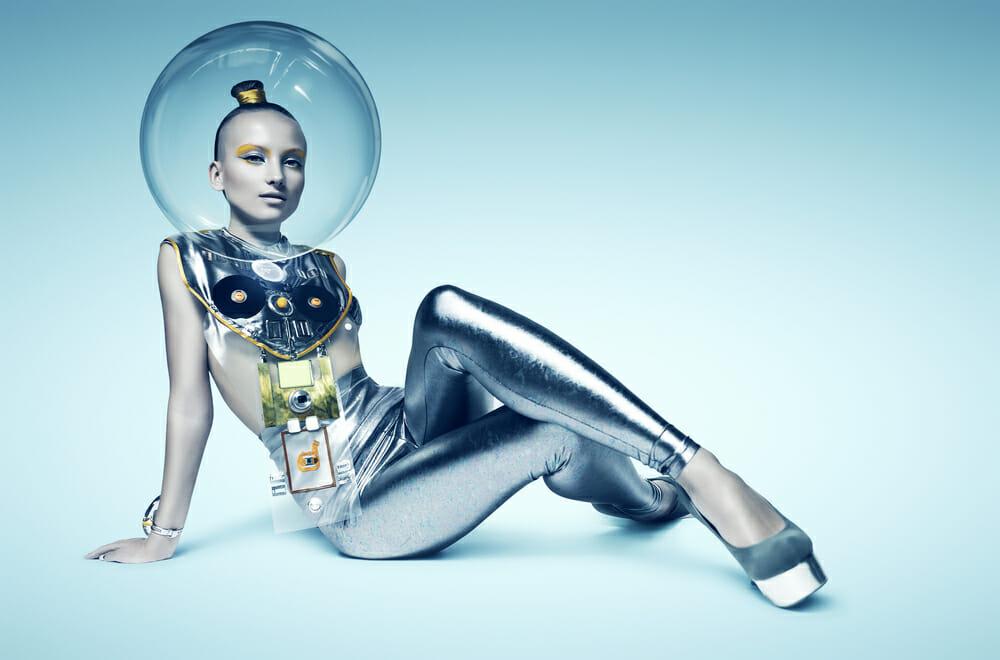 Fashion Technology Couture - cyborg fashion