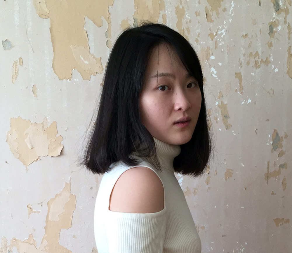 Mingjing Lin, fashion and textile researcher and designer