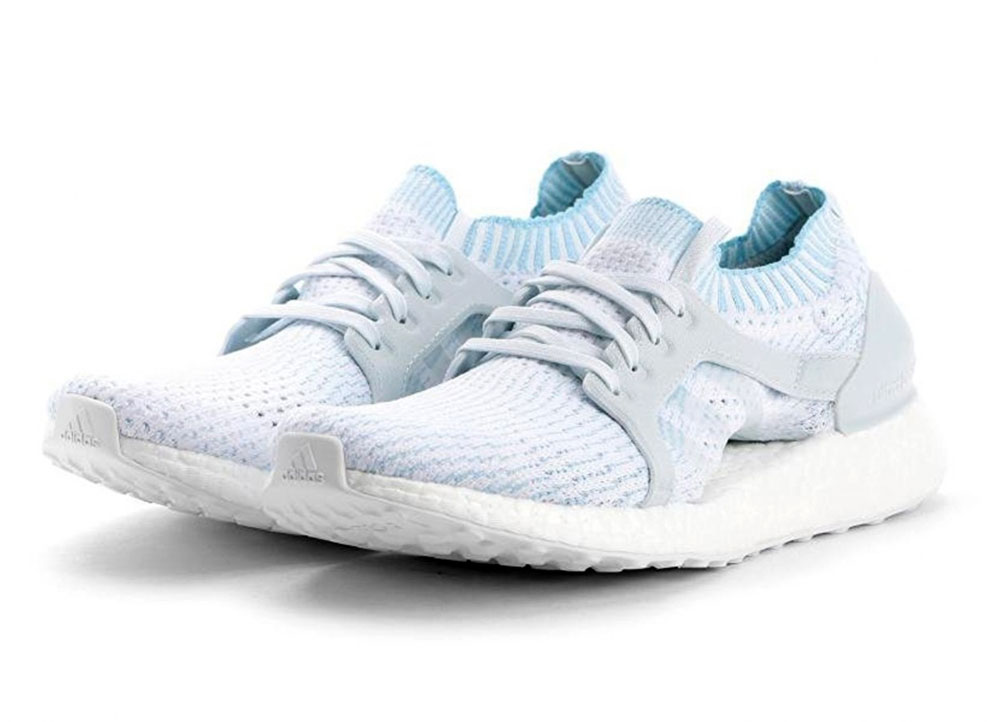 Adidas Parley white