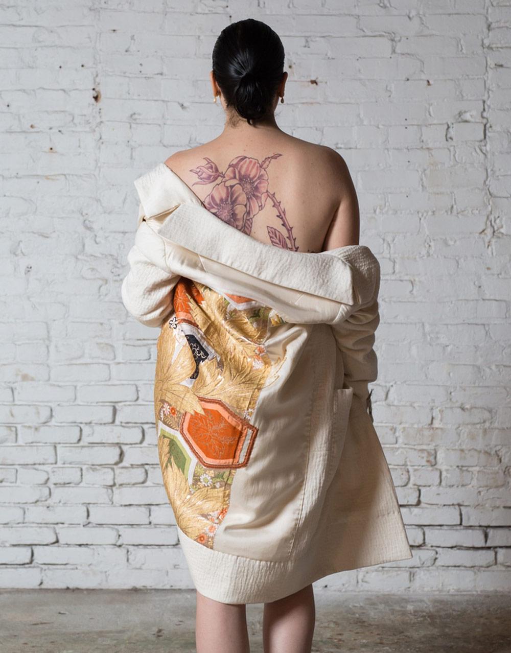Zero Waste Fashion - Ø GLASS Zero Waste fashion clothing