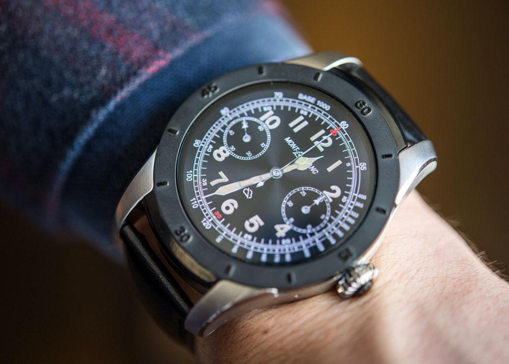 Luxury SmartWatch Mont Blanc