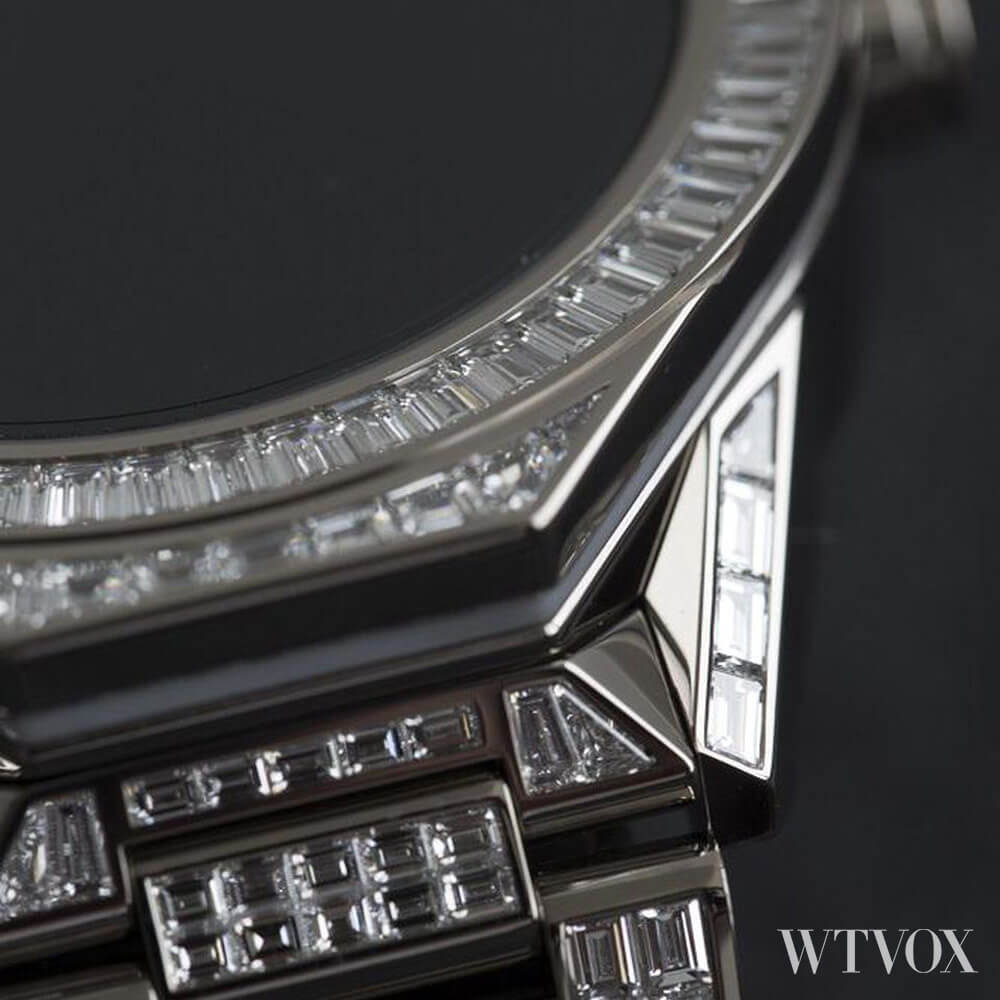 Tag Heuer Connected Modular Full Diamond