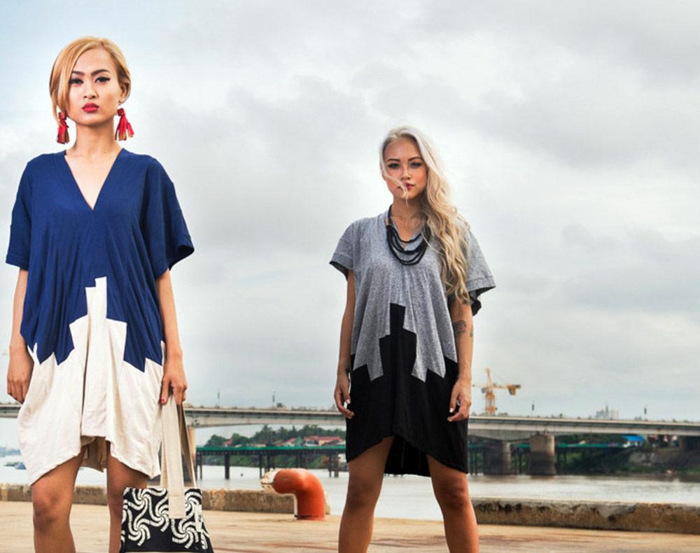 Zero Waste Fashion - Tonlé