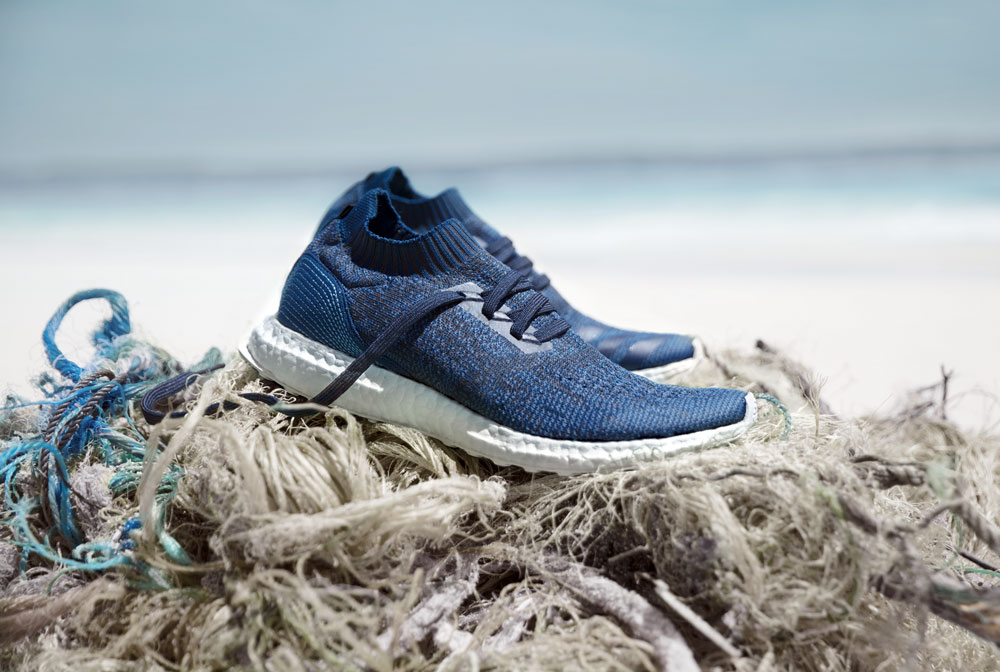 SUSTAINABLE SNEAKERS - adidas parley