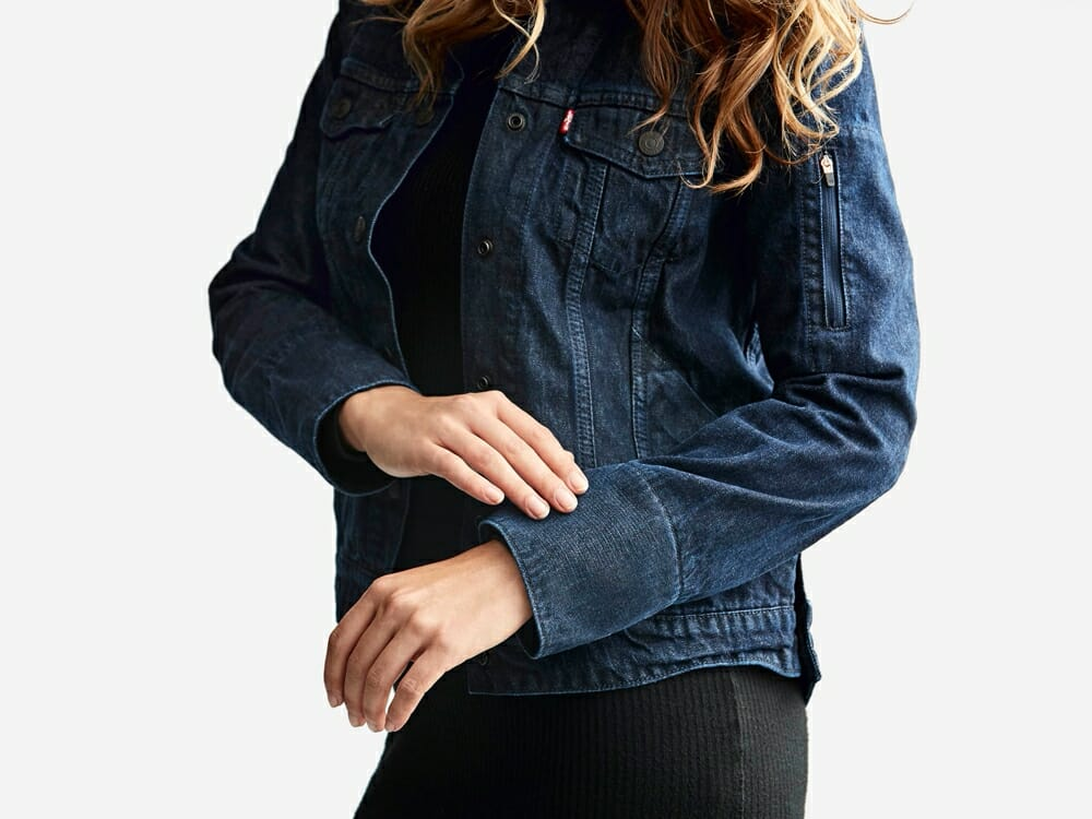 levi's commuter jacket