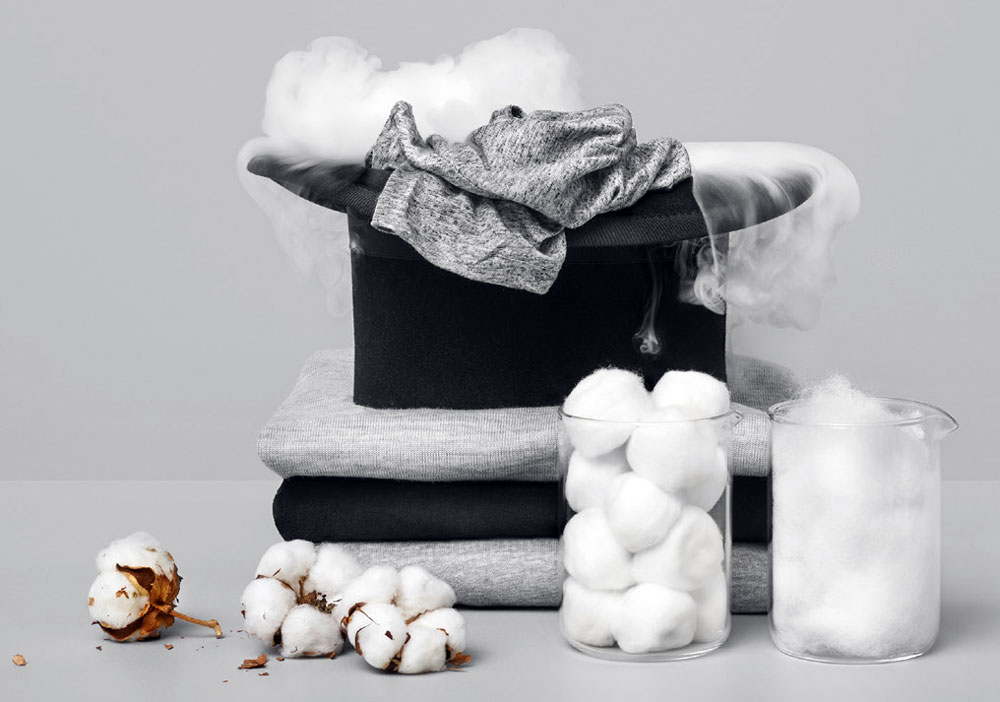 Positive Luxury - clothes made from organic cotton