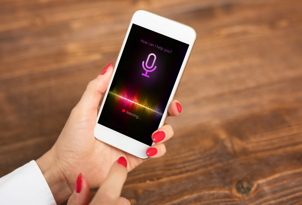 AI Chatbot Shopping PA - siri shopping asistant