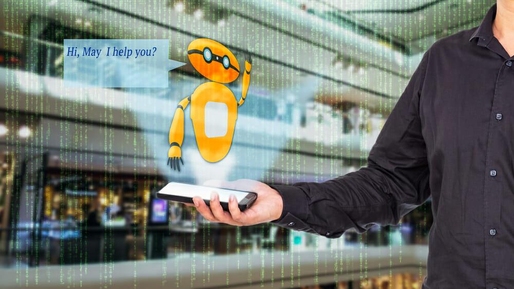 AI Chatbot Shopping PA