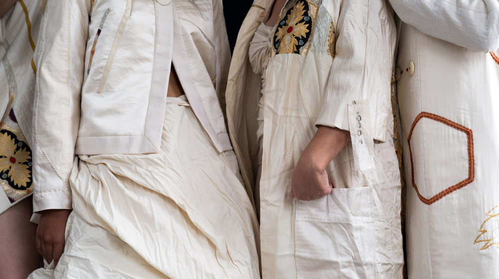 zero waste fashion - designing zero waste fashion products with textile waste