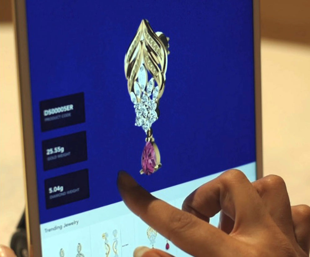 MirrAR, A New Jewellery Online Augmented Reality Platform