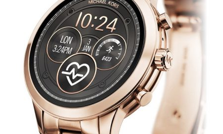 All That Glitters Is Not Smart, But New Michael Kors Access Smartwatch Surely Is