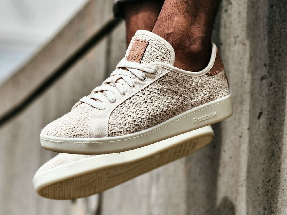 Reebok Vegan Shoes Made From Corn And