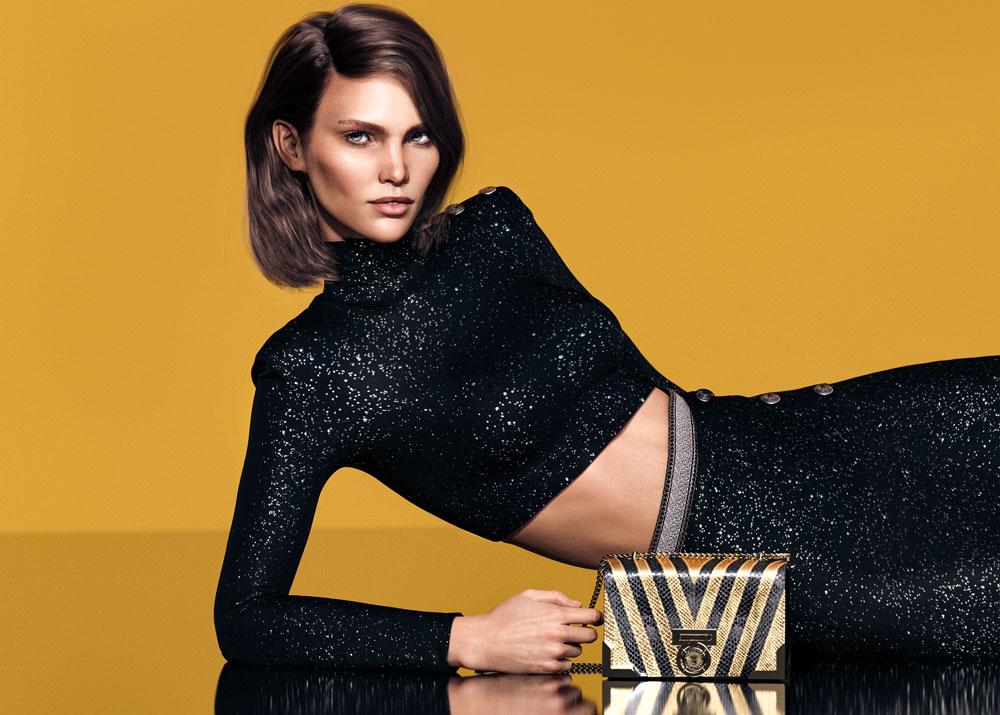 Digital Fashion Models - balmain margot