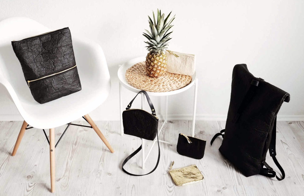 Best Vegan Bags Made From Pinatex That You Can Buy Right Now