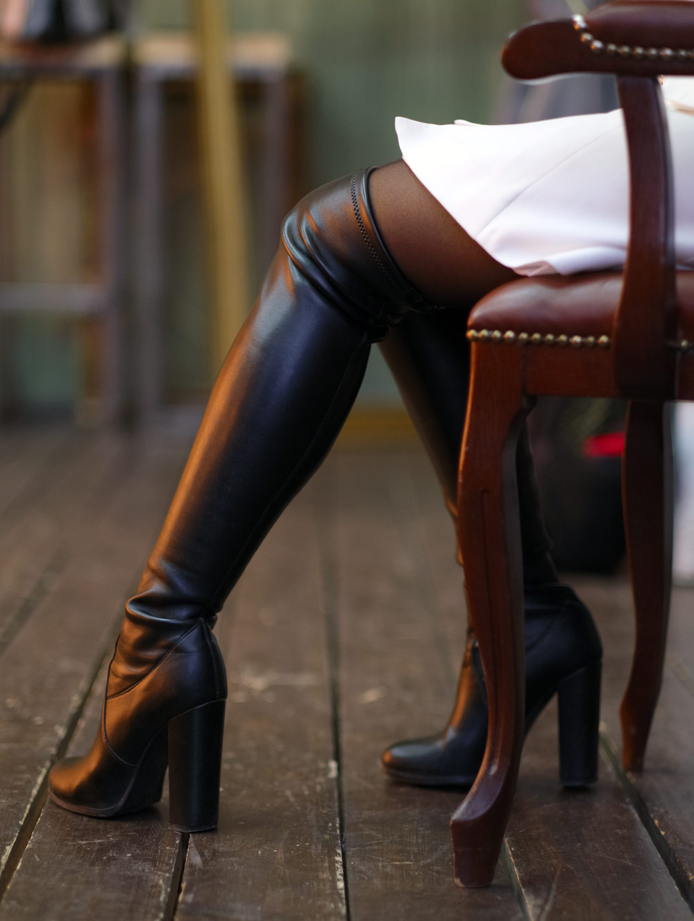 High demand of footwear sector for Leather Alternatives - faux leather boots