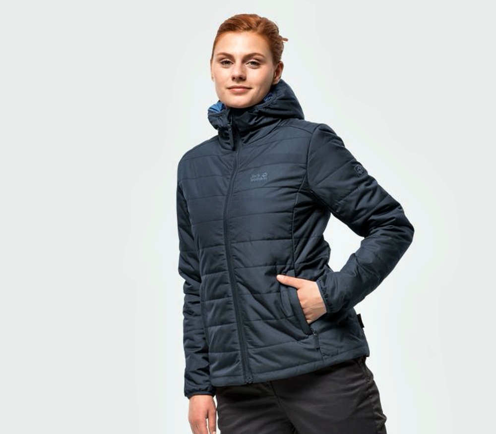 Eco-Friendly Autumn Jackets For Women - Maryland Jacket